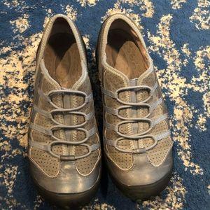 Women's Privo Blue Slip on Shoes